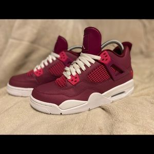 "Jordan retro 4 ""True Berry"" Womens 8"